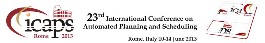 ICAPS Rome 2013